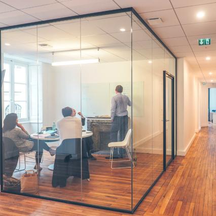 aménagement bureaux Réalités Nantes