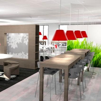 architecte intérieur design restaurant Rennes