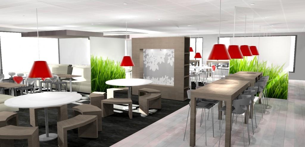 Architecte intérieur restaurant rennes