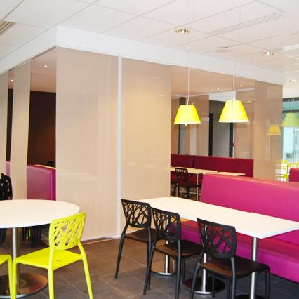 architecte restaurant entreprise Capgemini