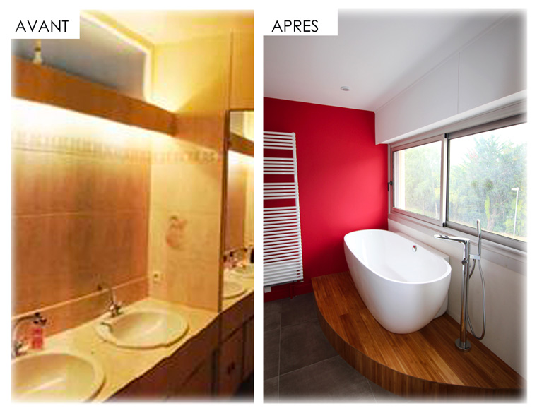 Architecte rénovation salle de bains