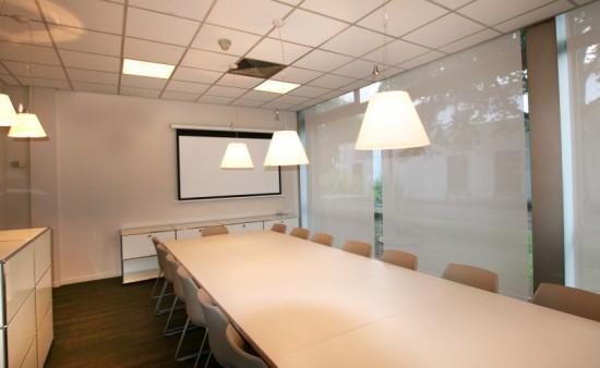 Architecture salle de réunion