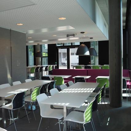 espace restauration Groupe SCE Nantes