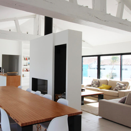 maison architecte Noirmoutier