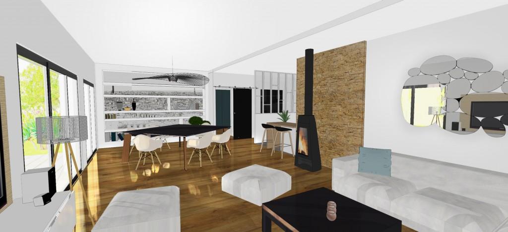 Maison travaux Carquefou Nantes