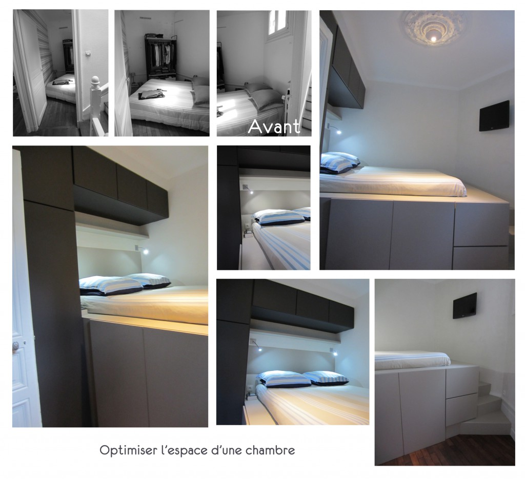 Optimiser espace chambre