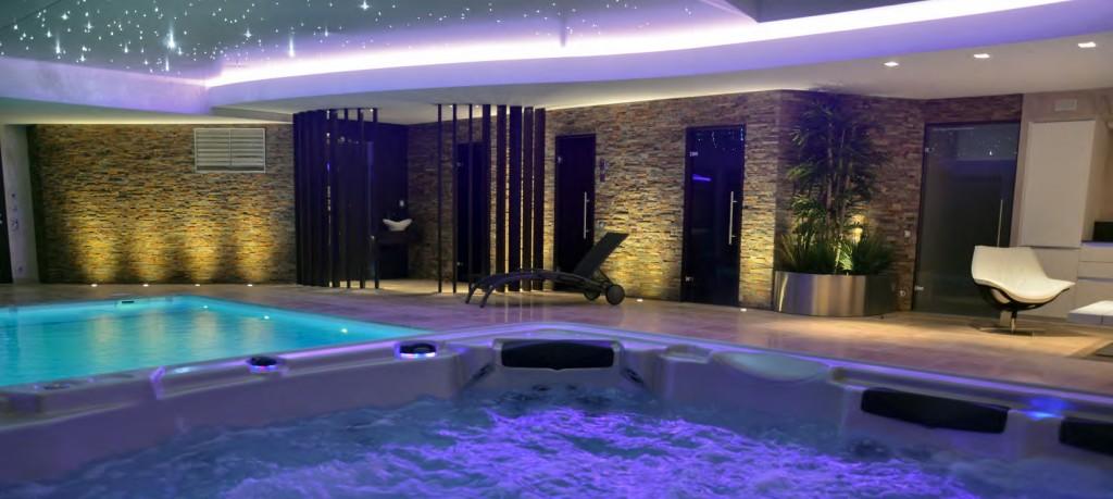 Rénovation piscine intérieure spa
