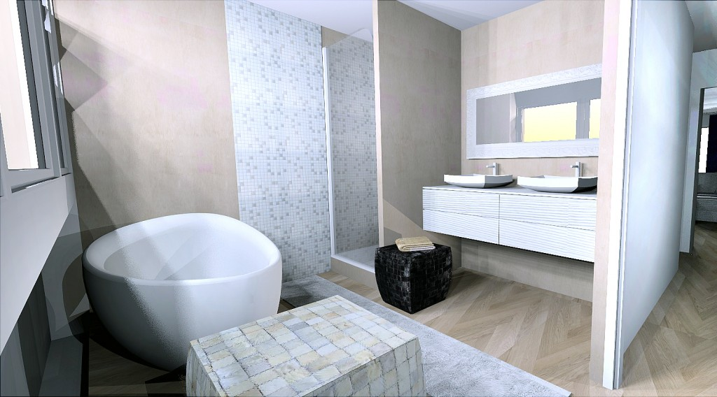 Travaux de Rénovation salle de bain Nantes