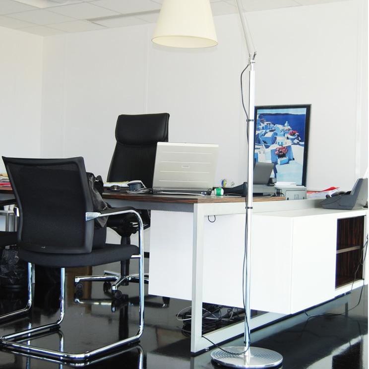 architecte aménagement bureaux