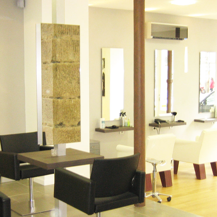 architecte salon coiffure