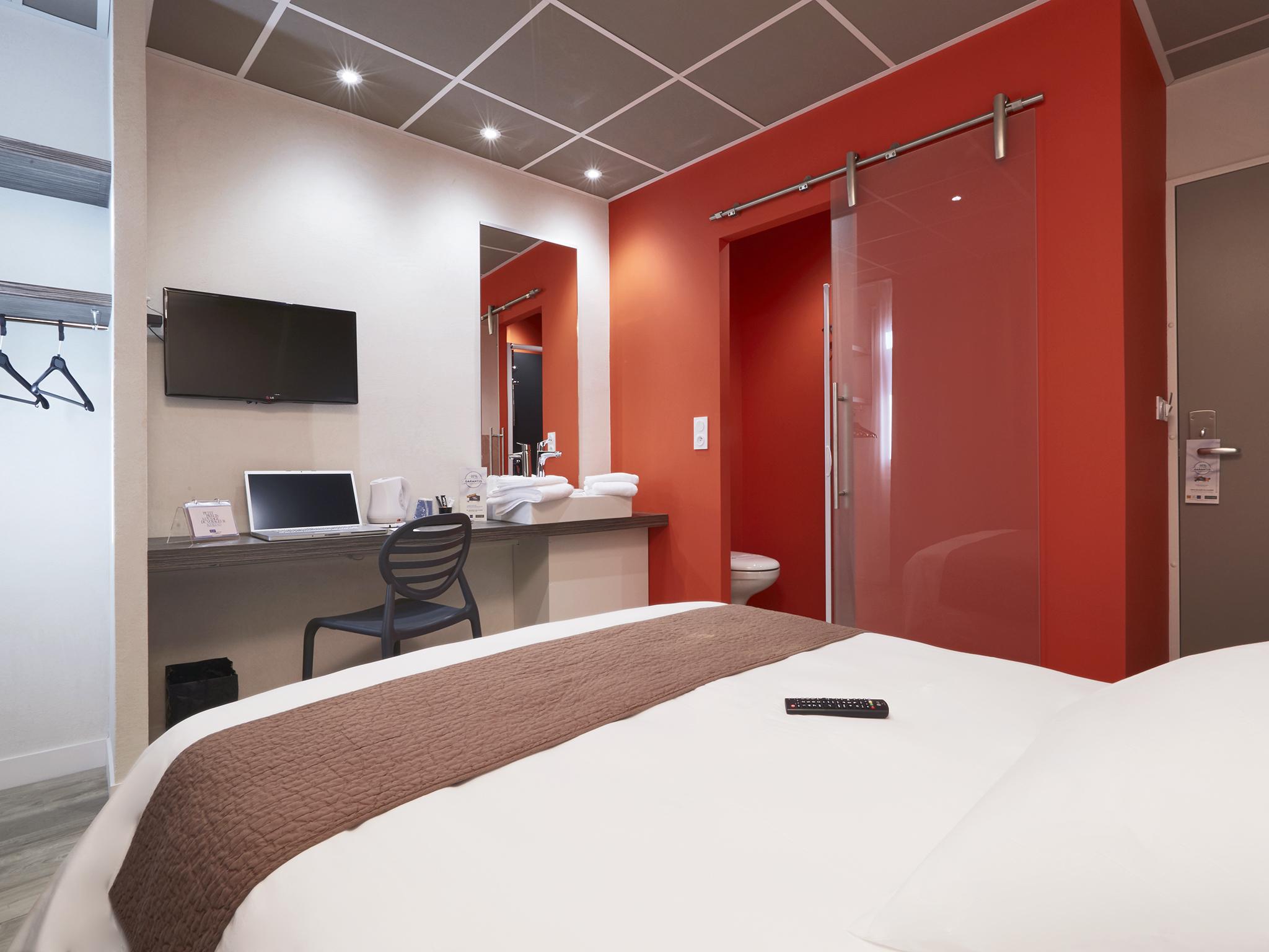 Architecte Nantes hotel