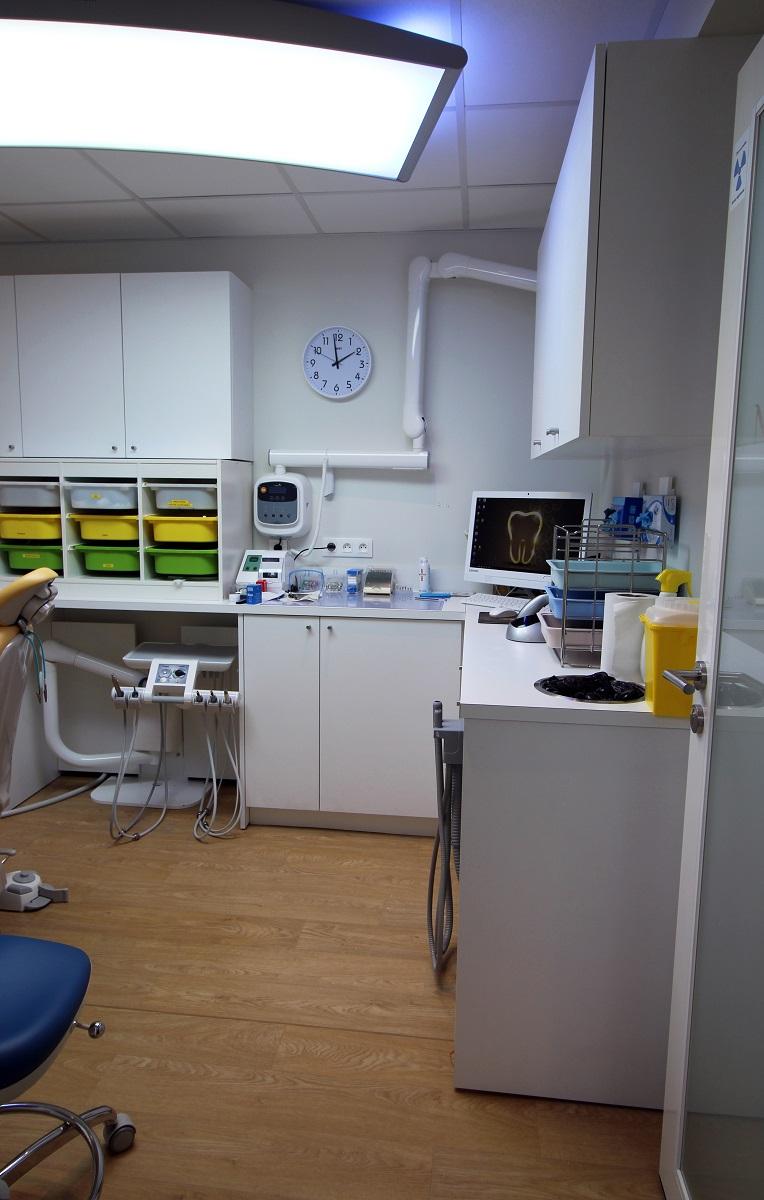 cabinet dentiste moderne