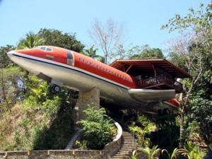 hôtel avion