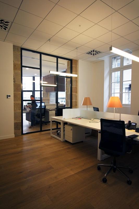 locaux entreprise architecte interieur