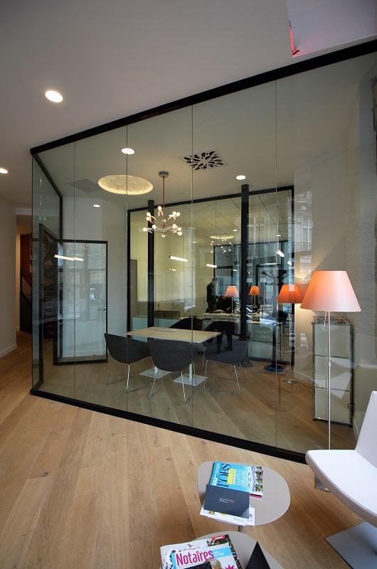 salle de réunion entreprise design